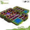 Hot Sale Good Price Indoor Fitness Equipment Trampoline