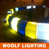 Colors Plastic LED Lighting Curbstone Road Side Paving