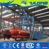 Julong Customized Cutter Suction Dredger with Multi-Dimension