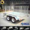 Machinery Transport Farm Cage Trailer Cost Price Competitive