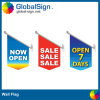 Full Color Printed Promotional Wall Flag (GWF-A)