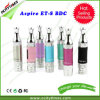 New Et-S Bvc Coil/Et-S Atomizer/Et S Bdc Glass Clearomizer From Ocitytimes