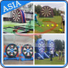 Inflatable Dartboard, Inflatable Soccer Dart Game, Inflatable Foot Darts, Inflatable Kick Balls