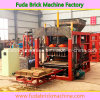 Qt4-20 Automatic Brick Production Line, Solid Concrete Block Machine