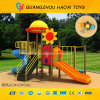 Newest Design Excellent Quality Small Outdoor Playground for Kids (HAT-010)