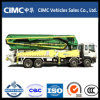 Cimc 24m to 52m Concrete Pump Truck with Lowest Price