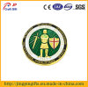 High Quality Custom Soft Enamel Metal Organization Badge 1
