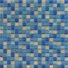 4mm Glass Mosaic Pattern Design Swimming Pool Mosaic