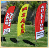 Beach Banner Printing/Swooped Feather Flag (3.5m)