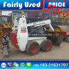 Good Condition Bobcat Skid Steer Loader S130 with Drill