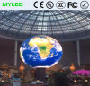 LED Global Display, LED Sphere Display, LED Round Display