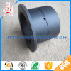 CNC Drawing POM Derlin Plastic Sleeve Flanged Support Shaft Bushing for Machinery