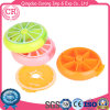 Fruit Slices Round Shape 7days One Week Plastic Pill Box