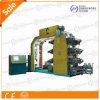 Flexo 8 Color HDPE Film Letterpress Printing Machinery