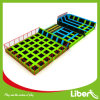 Liben Used Rectangle Indoor Trampoline Park for Adults
