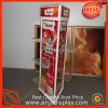 Wooden Shoe Display Stands with Acrylic Holder