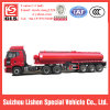 Tri-Axle 35 Cbm Carbon Steel Fuel Bowser