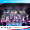 High Contrast P4.8 SMD2121 Black LEDs Full Color Indoor Rental LED Display Screen for Stage Show