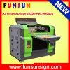 High Quality Multi-Function A3 UV Flatbed Printer for T-Shirt, CD, Card, Pen, Golf Ball, Phone Case, USB, Glass, Plastics, Acrylic, PVC, Leather, Marble, etc.