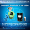 Soap Molding Silicone Rubber Liquid in China