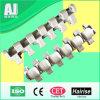 Plastic Roller Top Modular Belt for Beverage Industry (Hairise7706)