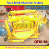 Egg Laying Brick Machine Can Move From Site to Site