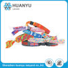 Colorful Eco-Friendly Woven Funny Wristband for Festival