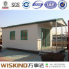 Prefabricated Site Office Made by Sandwich Panels