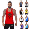 The Punisher Men Bodybuilding Tank Top Gym