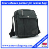 Mens Multifunctional Canvas Travel Messenger Bag for Traveling