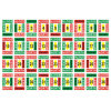 Duplimate Boards Sticker N/S/E/W/Dealer Sticker 1-36 Sets