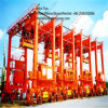 Rubber Tyred Container Gantry Crane Lifting Concrete Pipes on Sale