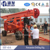 Hf-6A Cable Percussion Drilling Rig, Earth Drilling Machine