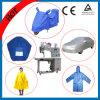 Hot Air Seam Sealing Machine for Non-Waven Clothes with Hot Air Gun