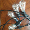 """E12 E26 UL SPT-1 Cable with 12"""" or 30"""" Sockets"""
