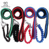 Durable Nylon  Braided Rope Dog Leash Cable