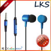 Hot Sale High Quality Fashionable Colorful Custom Metal Earphones