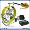 512Hz Sonde Camera Head 9mm Fiberglass Cable Snake Inspection Camera with Pan-Tilt Camera Head