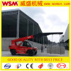 12 Tons Diesel Crane for Loading and Unloading Granite and Marble Slab From Container
