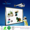 Dual User Non-Magnetic Interactive Whiteboard