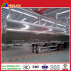 Fuel Tanker Aluminum Trailer with Volume 30-60m3 Optional