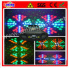 8W RGB LEDs and 150MW Rg Twinkling Laser Light