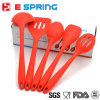 Heat-Resistant Cooking Utensil Set Premium 5PCS Silicone Kitchen Utensils