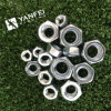 Electric Galvanized Hex Nut DIN934 Grade8.0