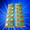 20PCS 0% Mercury AG13 Button Battery