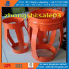 API Hinged Welded Bow Spring Centralizer