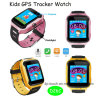 2017 New GPS Tracker Watch with Camera and Flashlight (D26C)