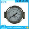2.5′′ 63mm Black Steel Case Pressure Gauge with U Clamp