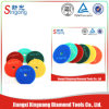 80-180mm Diamond Polishing Pads for Sone Grinding