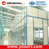 Powder Coating System with Advanced Spray Booth